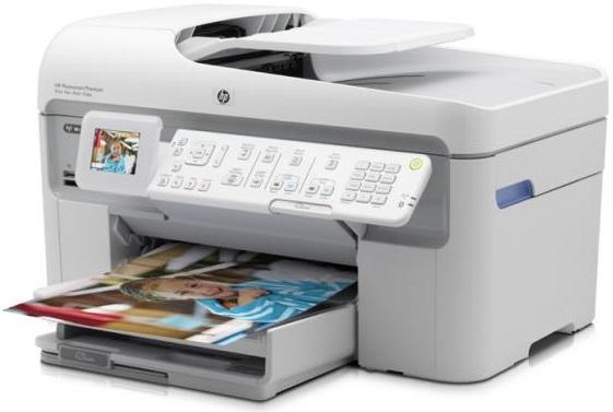 HP Photosmart Premium Fax inkt cartridge