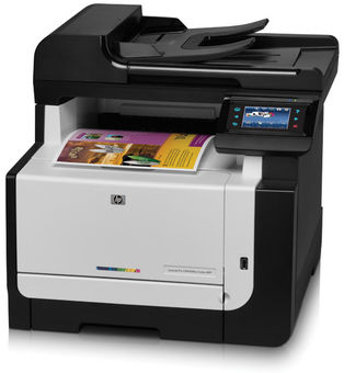 HP Color Laserjet Pro CM1415 toner cartridge