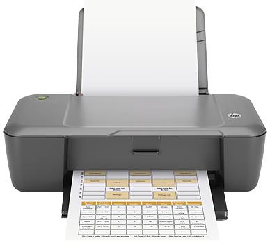 HP Deskjet 1100 Inkt cartridge