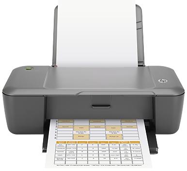 HP Deskjet 1000C Inkt cartridge
