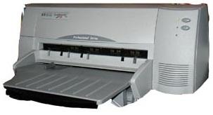HP Deskjet 1125C Inkt cartridge