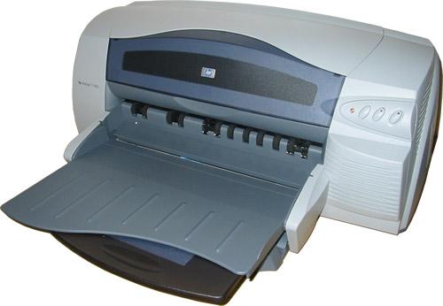 HP Deskjet 1180C Inkt cartridge