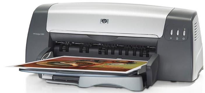 HP Deskjet 1280 Inkt cartridge