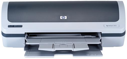 HP Deskjet 3620 Inkt cartridge