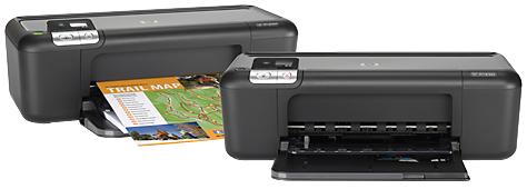 HP Deskjet 5500 Inkt cartridge