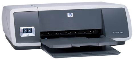 HP Deskjet 5745 Inkt cartridge