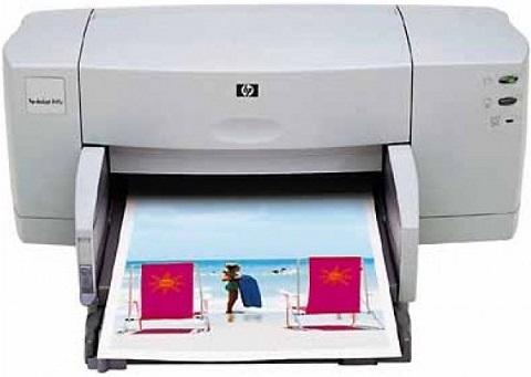 HP Deskjet 841C Inkt cartridge