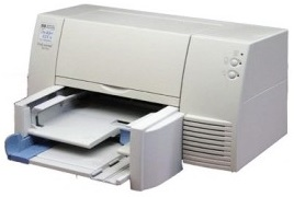 HP Deskjet 850C Inkt cartridge