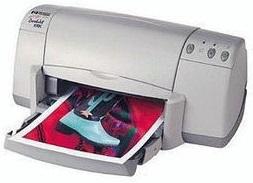 HP Deskjet 932C Inkt cartridge
