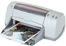HP Deskjet 950 Inkt cartridge