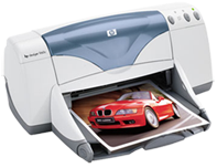 HP Deskjet 960C Inkt cartridge