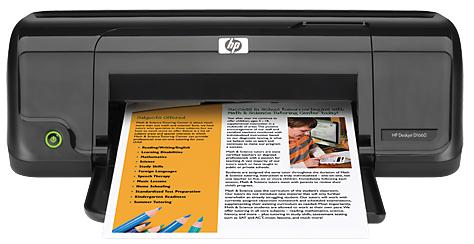 HP Deskjet D1660 Inkt cartridge