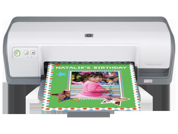 HP Deskjet D2530 Inkt cartridge