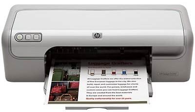 HP Deskjet D2566 Inkt cartridge