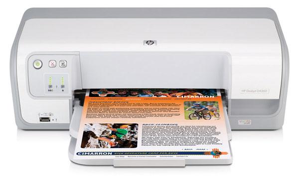 HP Deskjet D4360 Inkt cartridge