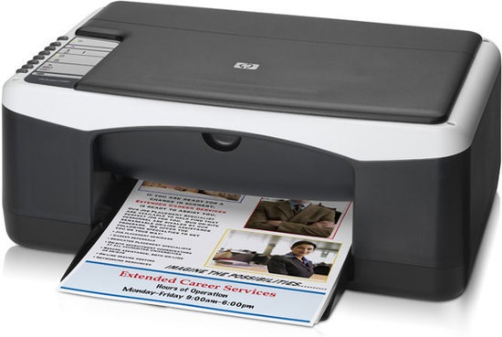HP Deskjet F2180 Inkt cartridge