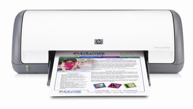 HP Deskjet D1560 Inkt cartridge