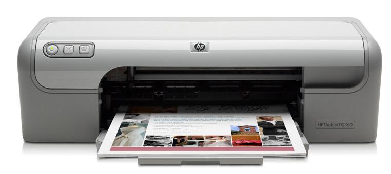 HP Deskjet D2300 Inkt cartridge