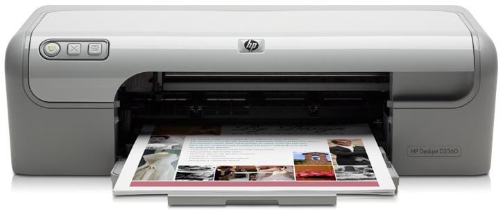 HP Deskjet D2360 Inkt cartridge