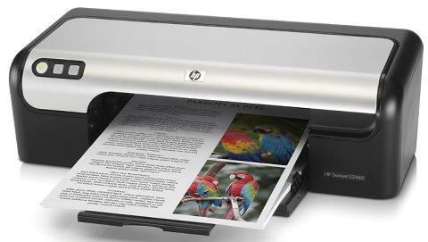 HP Deskjet D2460 Inkt cartridge