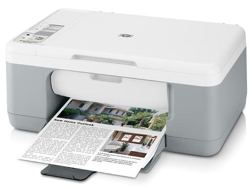 HP Deskjet F2200 Inkt cartridge