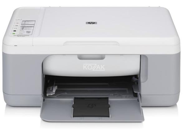 HP Deskjet F2290 Inkt cartridge