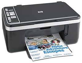 HP Deskjet F4172 Inkt cartridge