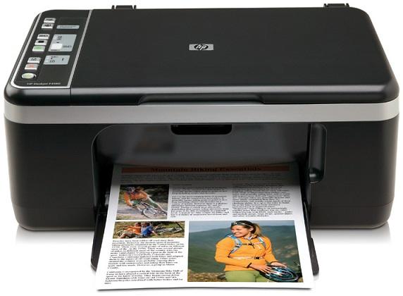 HP Deskjet F4180 Inkt cartridge