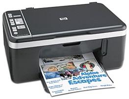 HP Deskjet F4190 Inkt cartridge