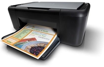 HP Deskjet F2420 Inkt cartridge