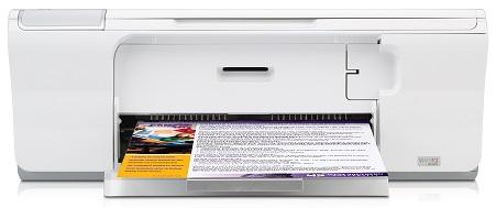 HP Deskjet F4200 Inkt cartridge