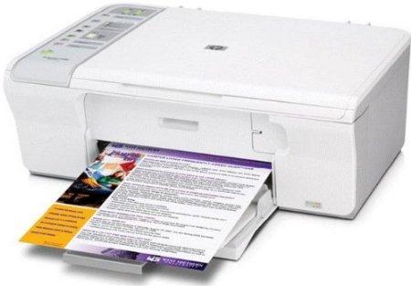 HP Deskjet F4224 Inkt cartridge