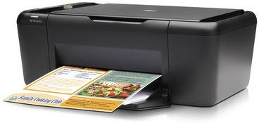 HP Deskjet F4580 Inkt cartridge