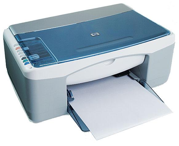 HP PSC 1210 Inkt cartridge