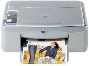 HP PSC 1217 Inkt cartridge