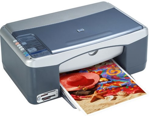 HP PSC 1317 Inkt cartridge