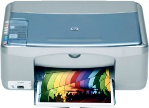 HP PSC 2100 Inkt cartridge
