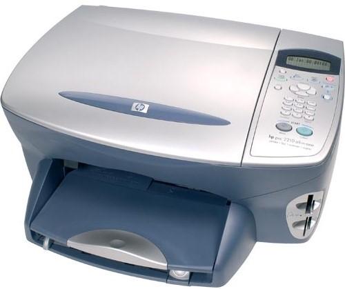 HP PSC 2110 Inkt cartridge