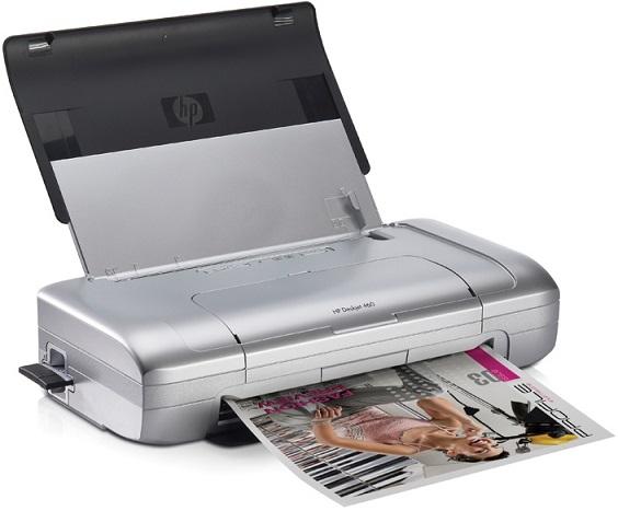 HP Deskjet 460 Inkt cartridge