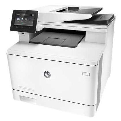 HP Color Laserjet Pro MFP M377dw toner cartridge