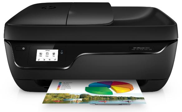 HP Officejet 3834 Inkt cartridge