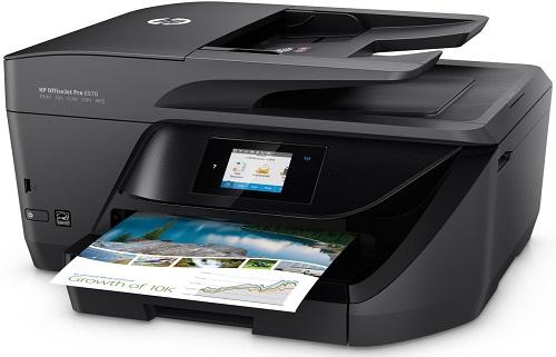 HP Officejet Pro 6960 Inkt cartridge