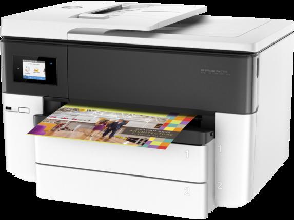HP Officejet Pro 7740 inkt cartridge