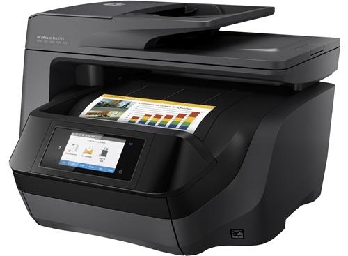 HP Officejet Pro 8725 inkt cartridge