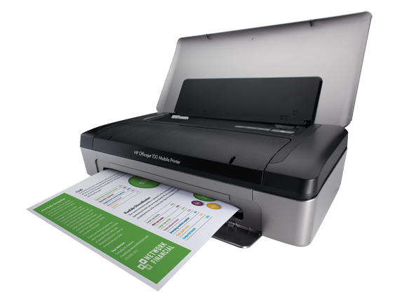 HP Officejet 100 Inkt cartridge