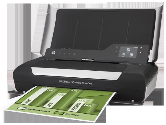 HP Officejet 150 Inkt cartridge