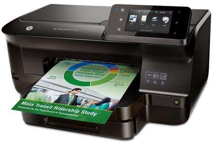 HP Officejet Pro 251dw Inkt cartridge