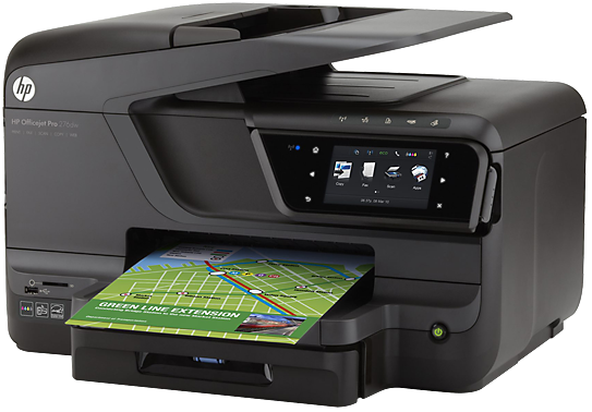 HP Officejet Pro 276dw Inkt cartridge