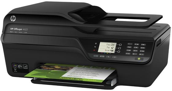HP Officejet 4622 inkt cartridge
