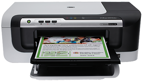 HP Officejet 6000 Inkt cartridge